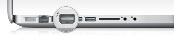 Apple and Intel unveil Thunderbolt I/O technology