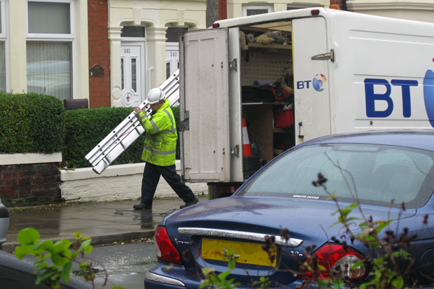 """BT have """"intentions"""" of increasing Broadband reach"""