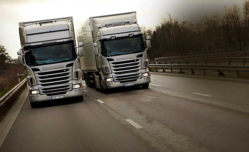 iWeb makes web logistics easy for the transport industry