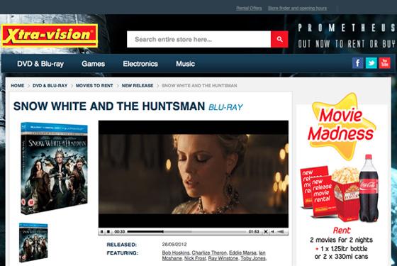 iWeb puts Irish home entertainment giant into fast forward mode