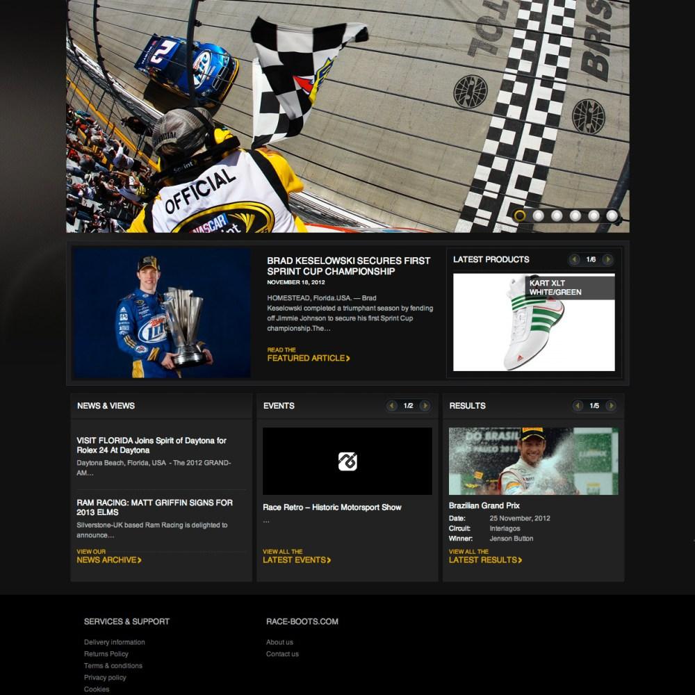 race-boots.com
