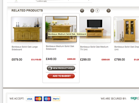 Up-sells, Cross-sells & Related Products in Magento E-commerce