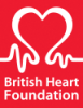 BHF logo.
