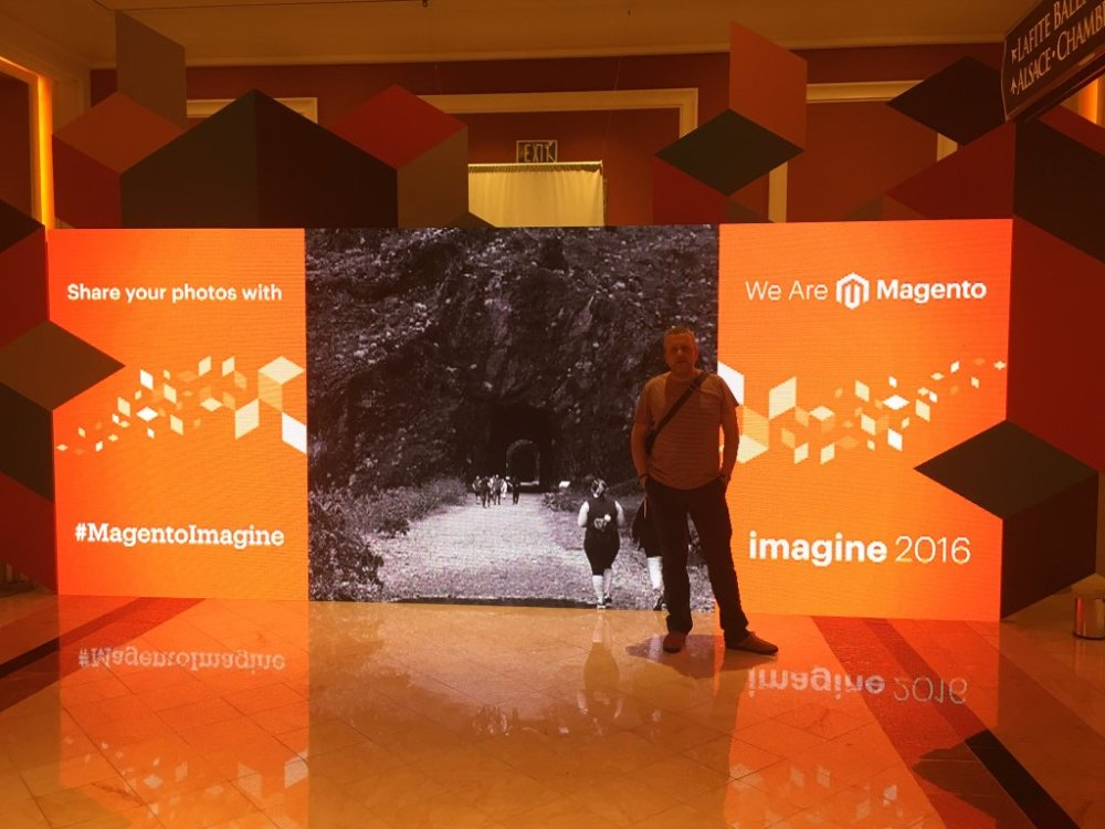 Magento Imagine 2016 – Day One Recap