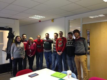 Happy Christmas Jumper Day