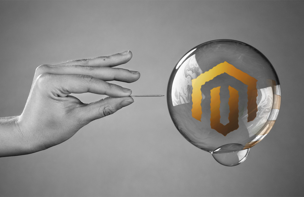 Magento Front End Musings