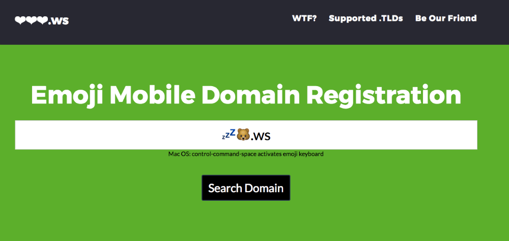 Emoji Domains | How do they work?
