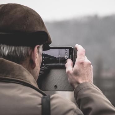 Portrait or Landscape | 25 Principles of Mobile Website Design