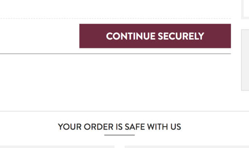 Call To Action | Secure Buttons | Magento Checkout