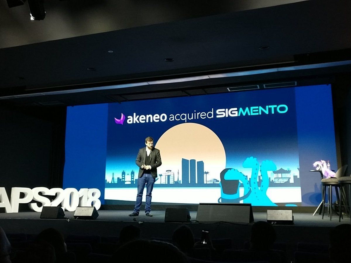 Akeneo PIM Summit 2018 | iWeb