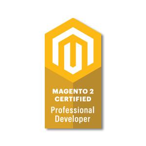 iWeb Magento 2 Certified - Professional Developer