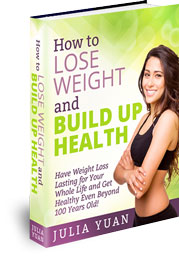 How to Lose Weight and Build up Health