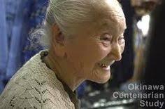 Slim and Healthy Centenarians