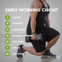 Early Morning Workout