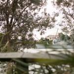 Navire militaire dans la baie de Wooloomooloo.