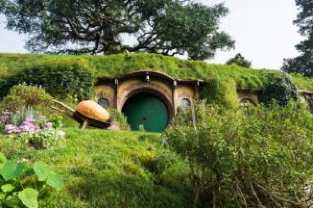 Bilbon Sacquet, La contrée, Terre du milieu.