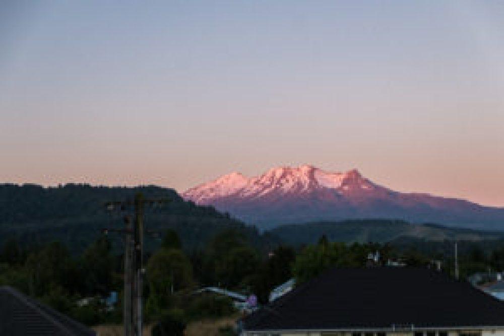Un dernier regard avant le coucher du soleil.