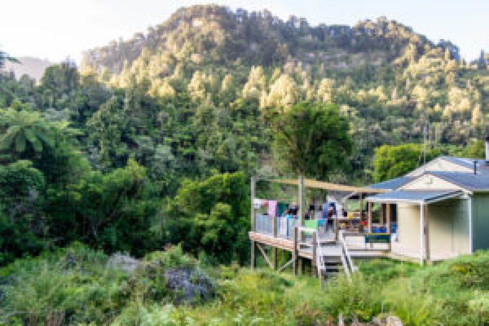 La hutte John Coull.