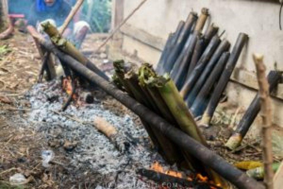 Pa'piong repas nourriture toraja