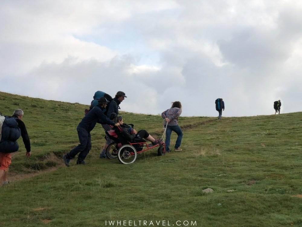 parapente handicap
