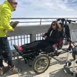 cimgo fauteuil tout terrain pic du midi pyrénées handicap
