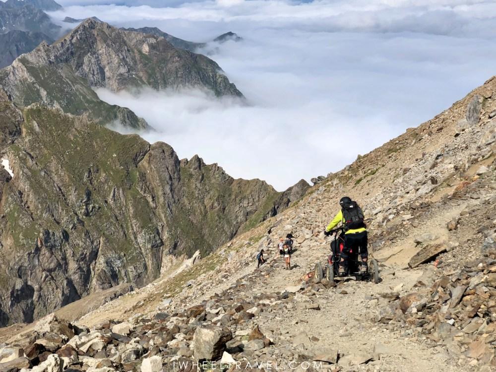Pic du midi Bigorre cimgo handicap