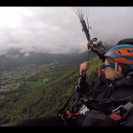 Paragliding handicap France