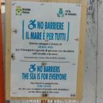 Otrante plage handicap
