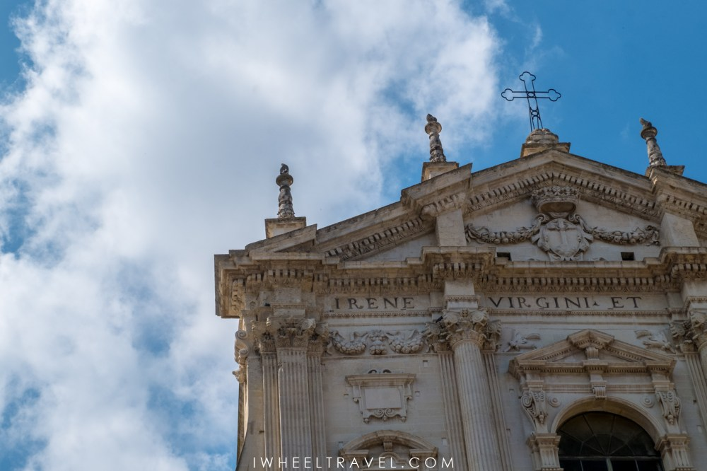 Pouilles Italie églises