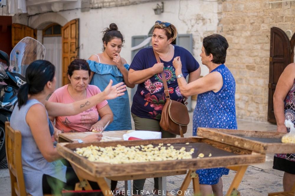 Bari centre historique