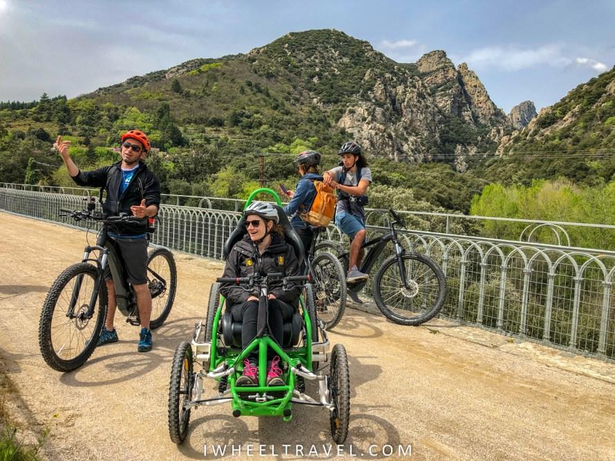haut languedic fauteuil tout terrain handicap