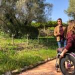 jardin antique méditerranéen balaruc handicap