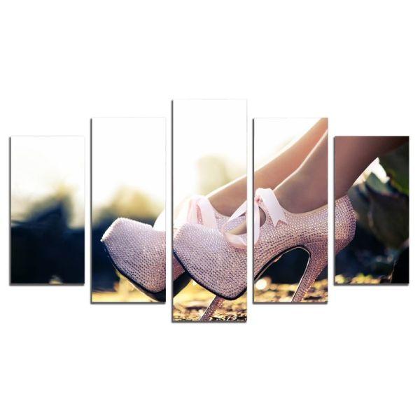 Декоративни панели за стена Обувки