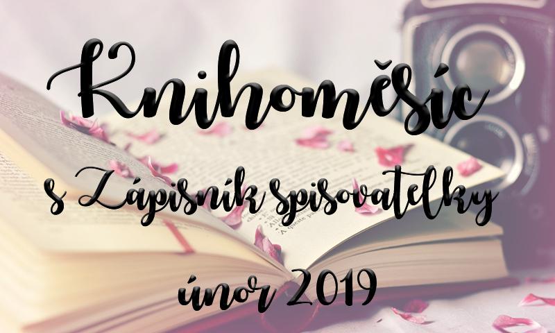 Knihoměsíc - únor