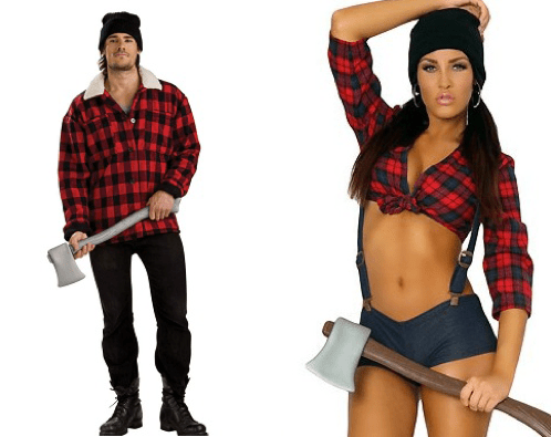 Image result for lumberjack