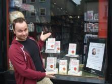 benny book tour