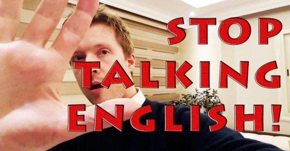 stop-speaking-english