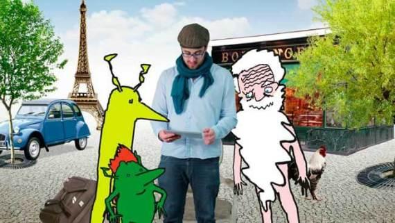 frantastique review france paris