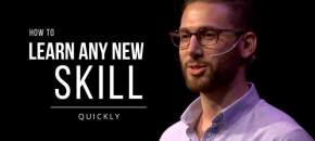 how to learn a new skill quickly