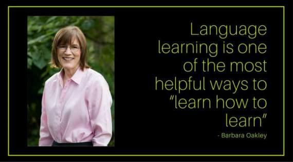 Barbara Oakley learn how to learn