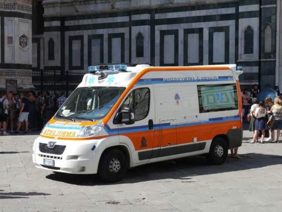 medical emergency italian