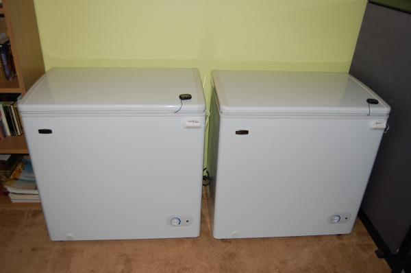 Two Chest Freezers Are Better Than One