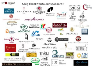 Sponsors 2011 International Wine Tourism Conference