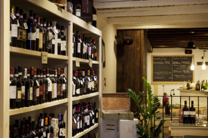 Osteria a Priori Wine Bar IWINETC 2012