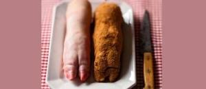 Le pied de porc à la Sainte-Menehould