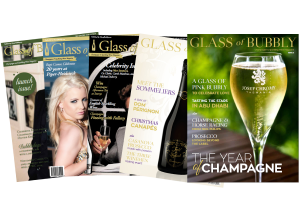 Glass of Bubbly Media Partner at IWINETC 2015