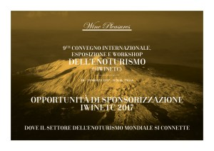 IWINETC 2017 Sponsorship Prospectus Italian