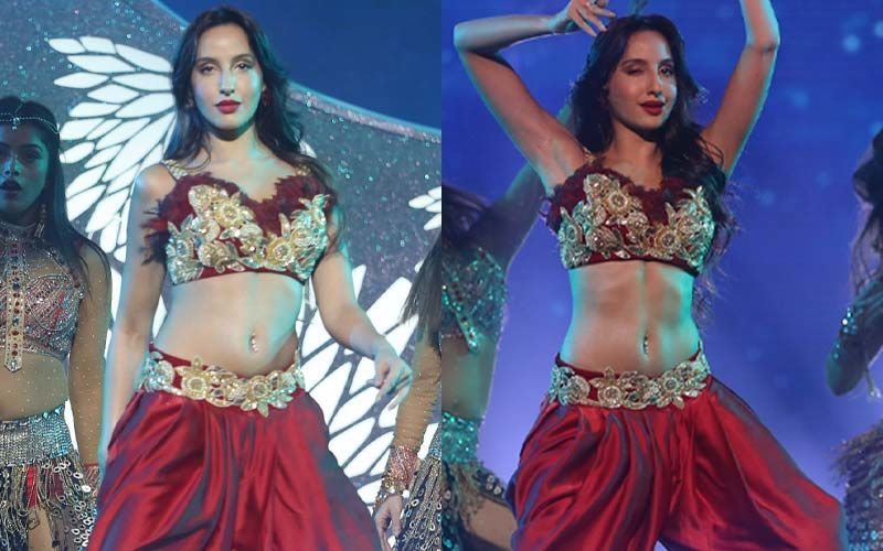 Jennifer Lopez from Hollywood - Shakira vs. Nora Fatehi-Mouni Roy from Bollywood: who has the sexiest moves?  1
