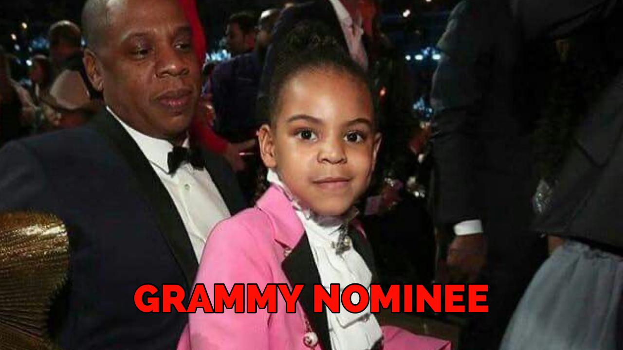 blue ivy carter daughter of beyonce