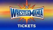 Wrestlemania 33 tickets